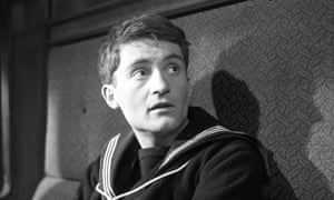 On the other side of the camera: Garnett in an ITV Playhouse episode, 1963.
