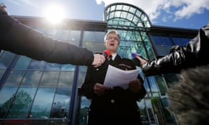 David Crompton, the chief constable of South Yorkshire police, has been suspended.