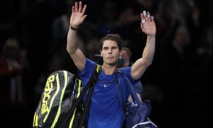Rafael Nadal the world No1, said he hopes to bge back in time for the Australian Open in January after ending his 2017 season by pulling out of the ATP Tour finals.