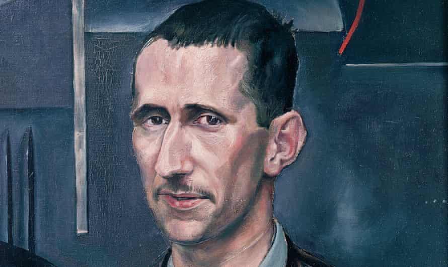 Bertolt Brecht warned the world against complacency after Hitler's death.