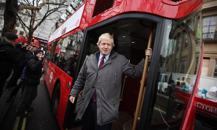ed770853aa London s  Boris bus  reaches end of road as Sadiq Khan halts purchases