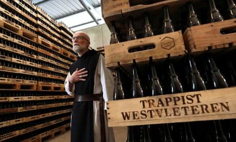 Belgian monks finally launch website to sell 'world's best beer'