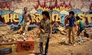 Baz Luhrmann's The Get Down on Netflix.