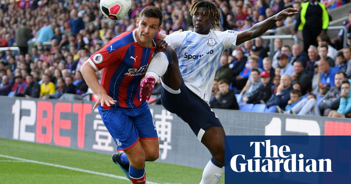 Everton signed Moise Kean to play centre-forward, says Marco Silva