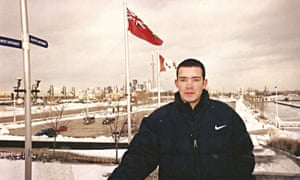 Francisco Romero Astorga, who left Viña del Mar, Chile, for a fresh start in Toronto. Weeks after he was apparently detained by Canadian border officials, he was dead.