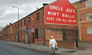 Uncle Joe's Mint Balls factory a family business