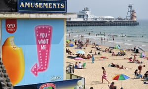 According to the Centre for Cities, Bournemouth recorded the biggest increase in visitor numbers with a 23 percentage point rise.