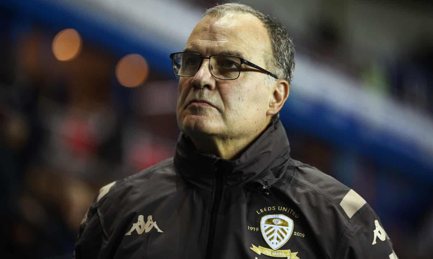 Marcelo Bielsa has history on mind as he plots to end Leeds' top-flight exile