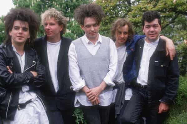 The Cure S Robert Smith I Was Very Optimistic When I Was Young Now I M The Opposite The Cure The Guardian
