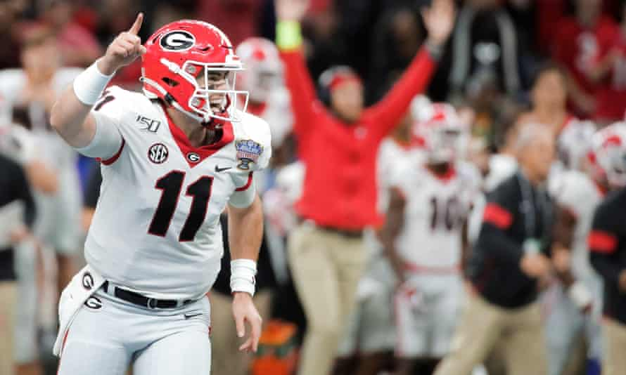 Jake Fromm has some similarities with Tom Brady coming out of college