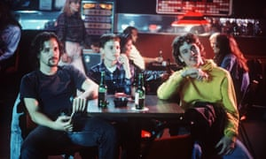 Swank (centre) in Boys Don't Cry, 1999.