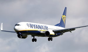 Ryanair has announced a 29% fall in profits.