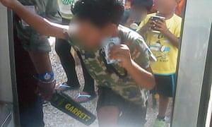 Nauru immigration detention centre