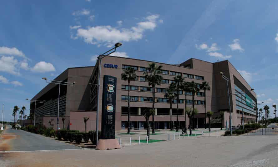 Estadio La Cartuja de Sevilla.