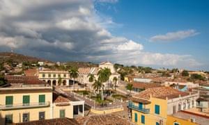 Trinidad de Cuba.