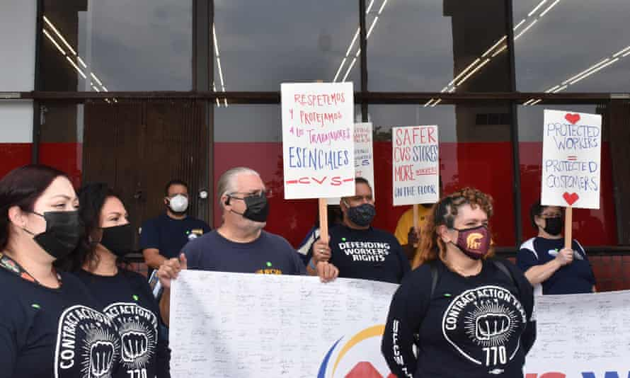"""""""They they want to offer a nickel raise and say, 'we're taking care of our workers.'"""""""