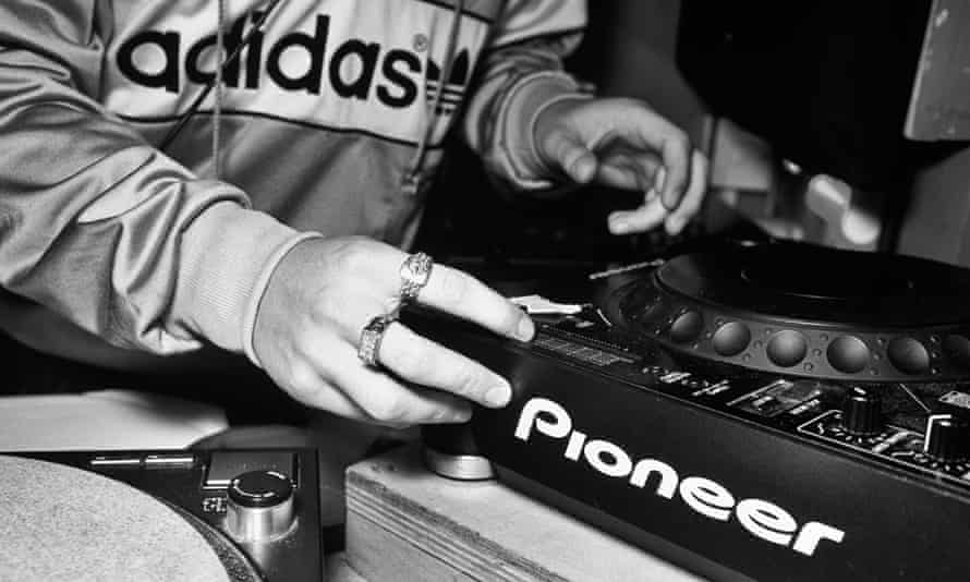 The use of CDJs in grime: every bit as important as early reggae and dancehall's soundsystem-building in 'shaping our musical soundscapes and musical sensibilities'.