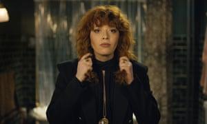 Natasha Lyonne in Russian Doll.