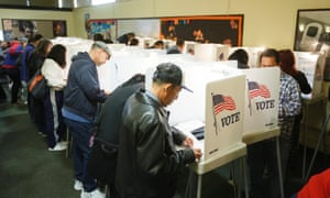California early voting