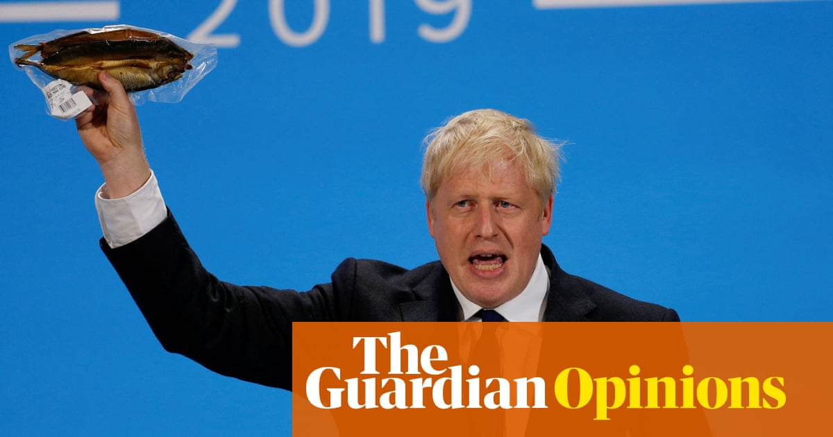 Held captive by his carers for four weeks, let's look at Boris Johnson's best bits | Marina Hyde