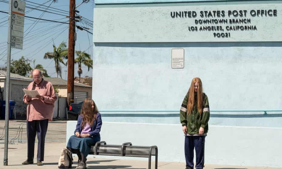 Richard Jenkins, Debra Winger and Evan Rachel Wood in Kajillionaire by Miranda July
