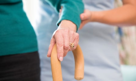 Many care home residents have their fees paid by local councils.