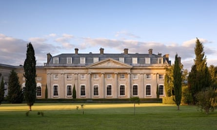 The Ickworth is surrounded by more than 700 hectares of parkland.