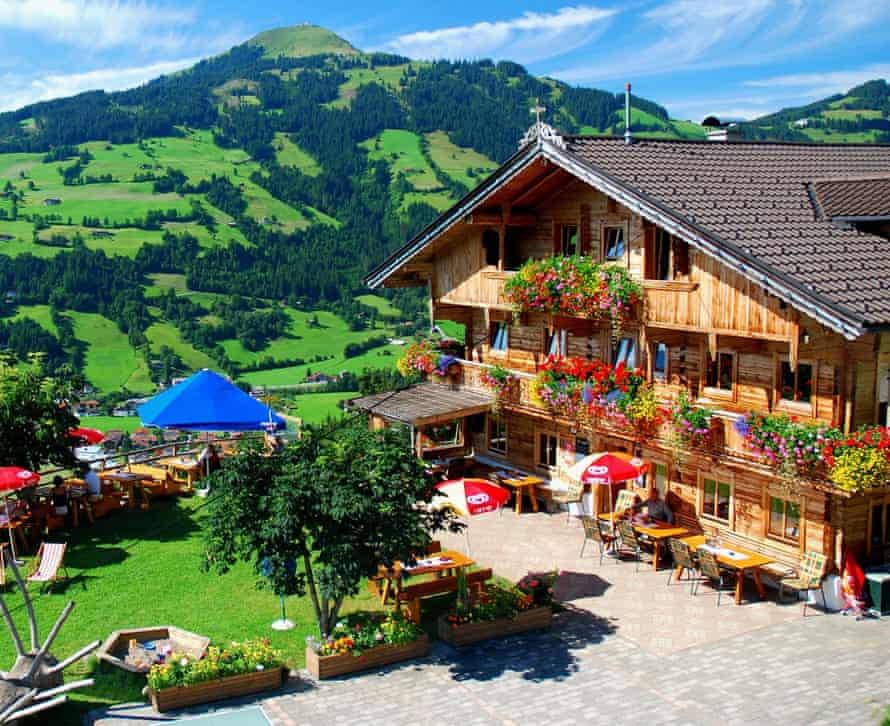 Bauernhof Zieplhof, Austria.