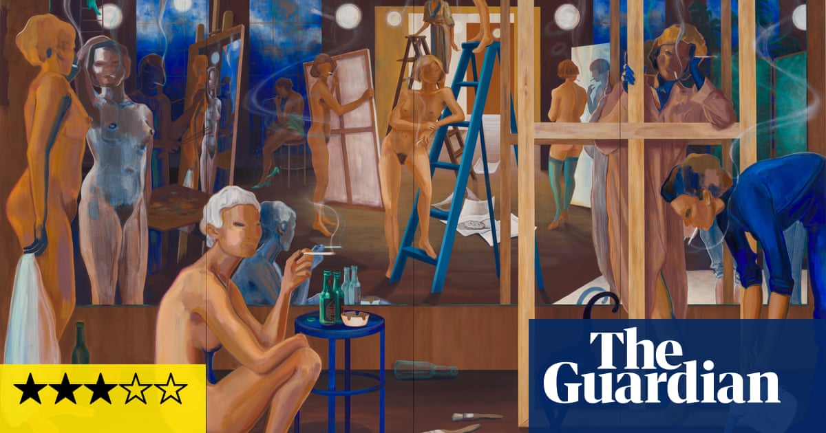 'All of life is here. And it's too much!' – Mixing It Up: Painting Today review
