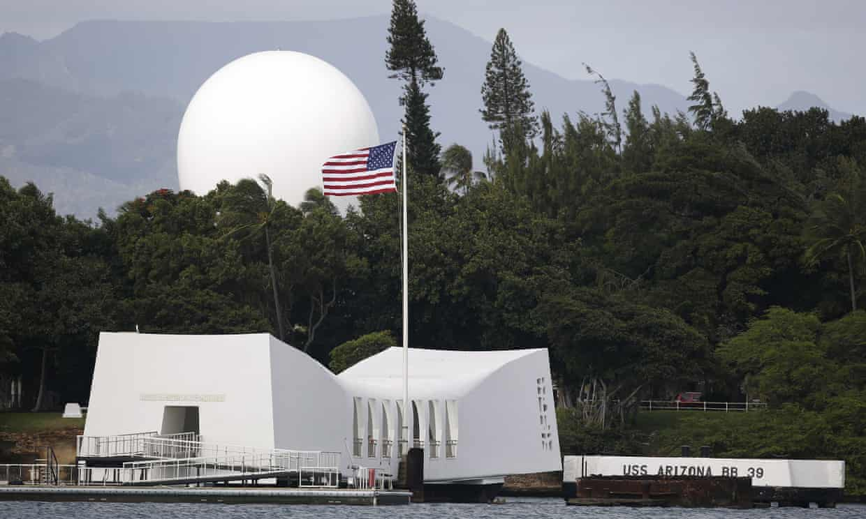 Pearl Harbor shooting