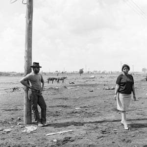 George and Sarah Manyani, 3153 Emdeni Extension, Soweto, August 1972.