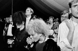 May Ball, Cambridge, England, 1983