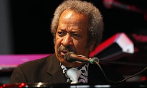 Allen Toussaint performs during a benefit concert in May 20210