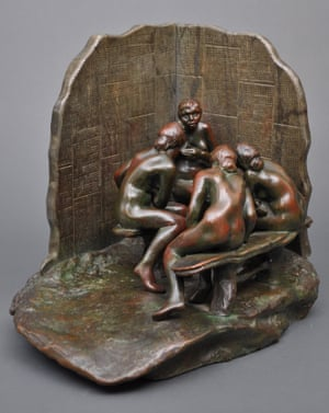 Les Causeuses, vers 1893-1905