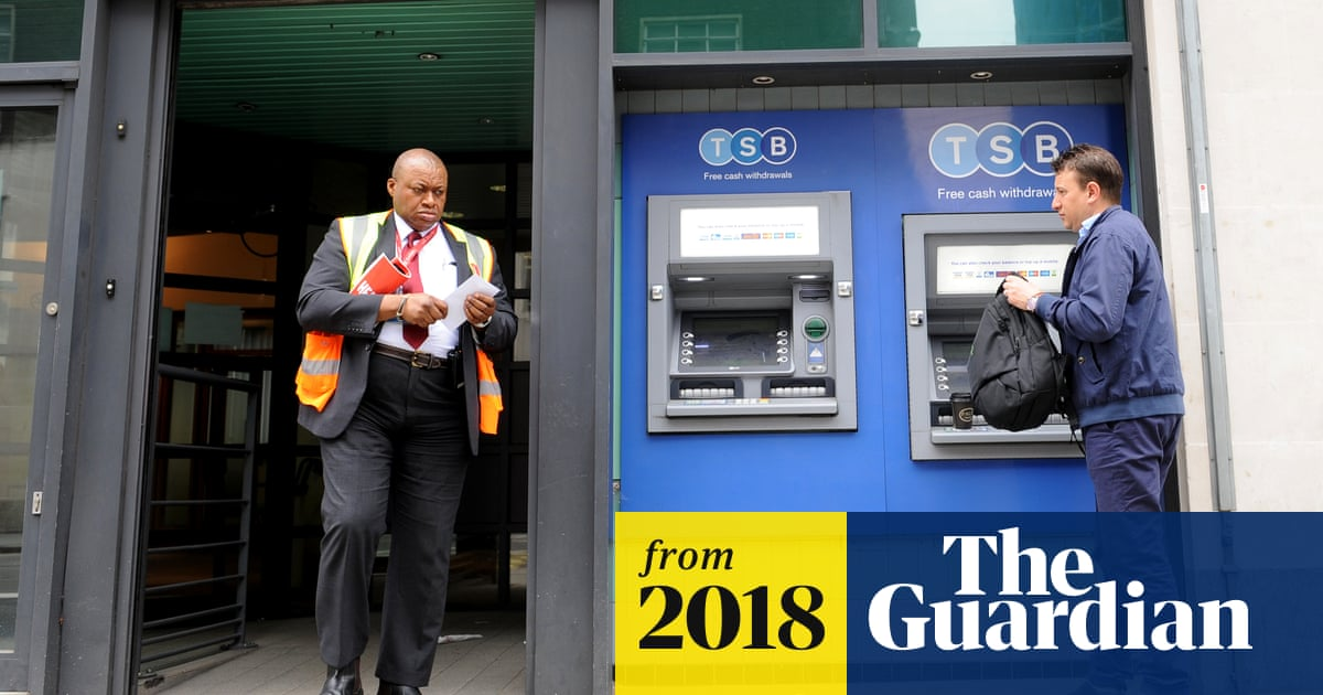 TSB bank faces large compensation bill and fines over online