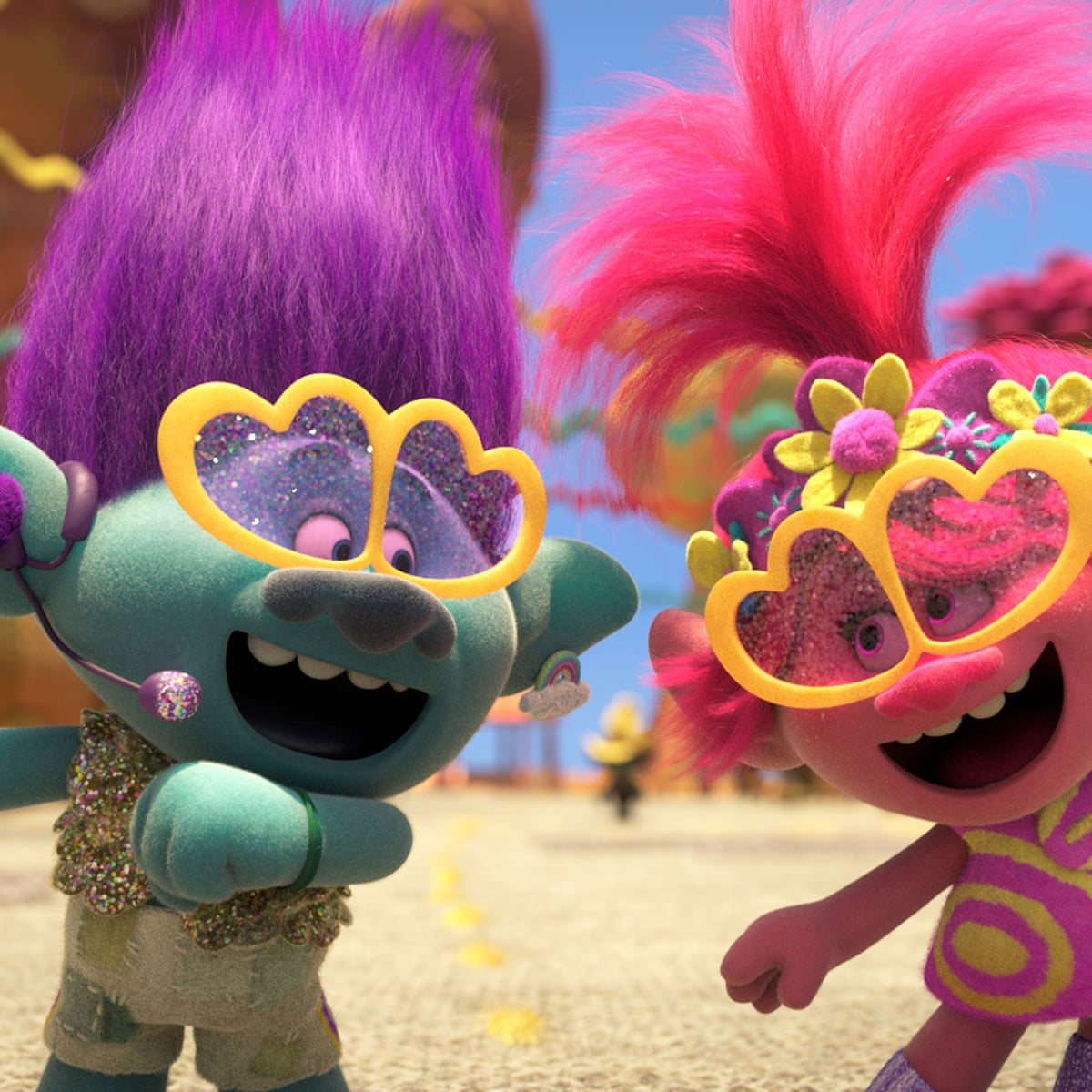 Is Trolls World Tour The Most Important Film Of 2020 Film The Guardian