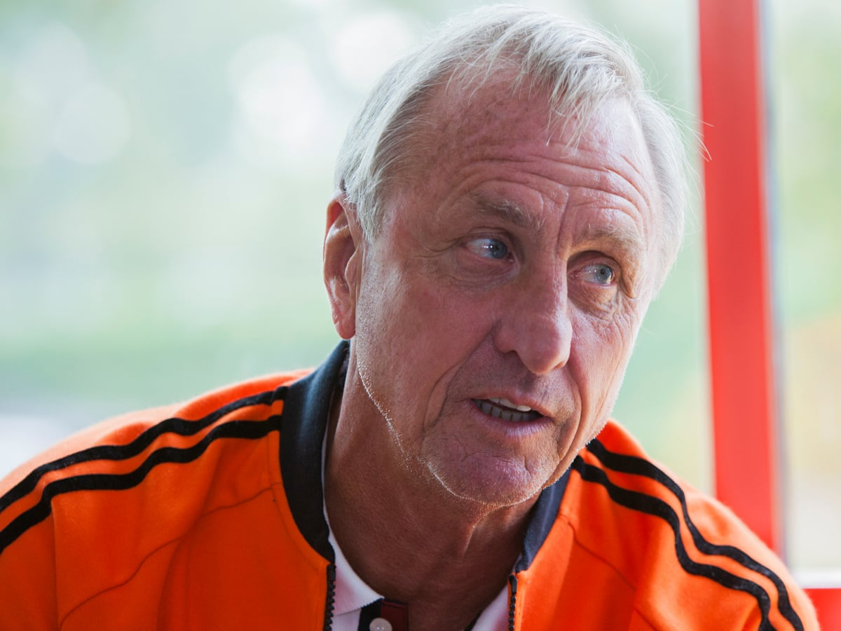 Johan Cruyff, Total Football pioneer, dies at the age of 68 ...