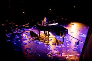 Ben Folds at the Sydney Opera House in 2018.
