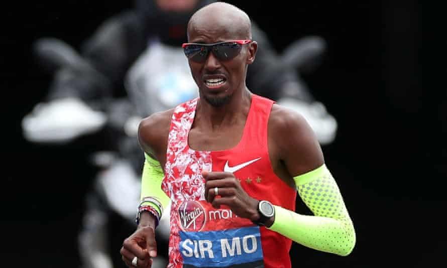 Mo Farah has confirmed he will switch his focus from marathons back to the track for next year's Olympic Games.