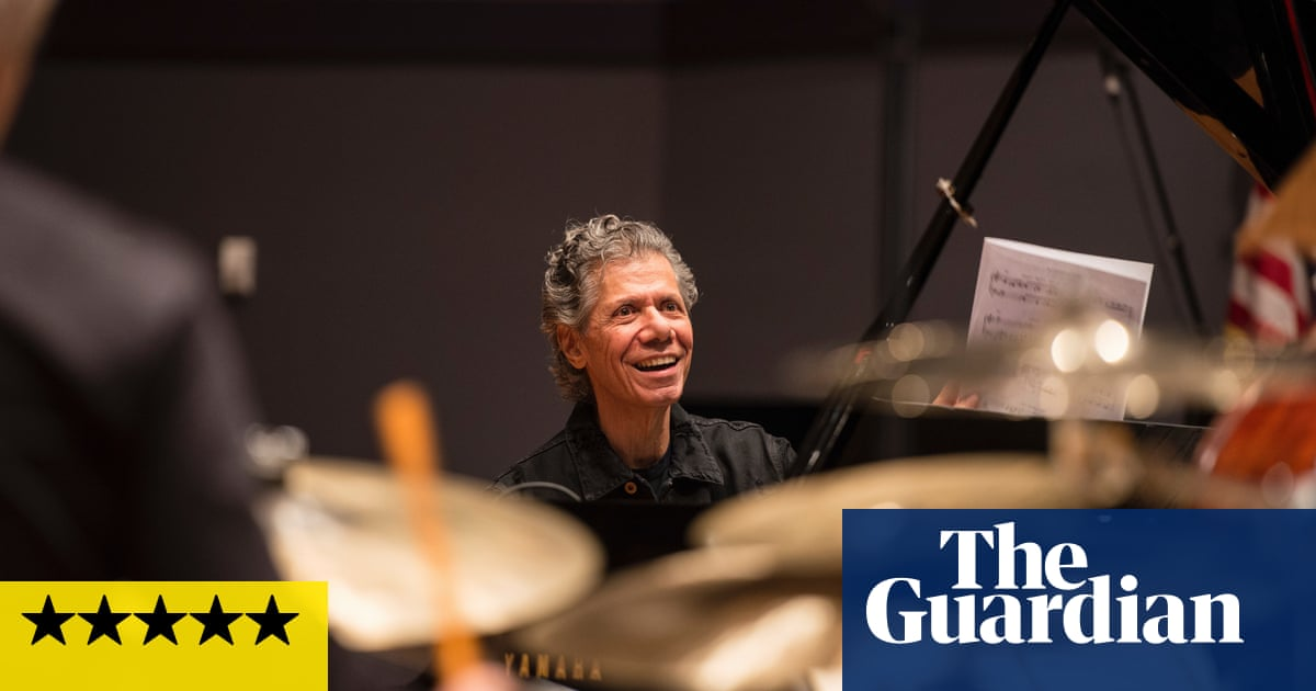 Chick Corea Akoustic Band: Live review – a remarkable feat of virtuosity and rapport