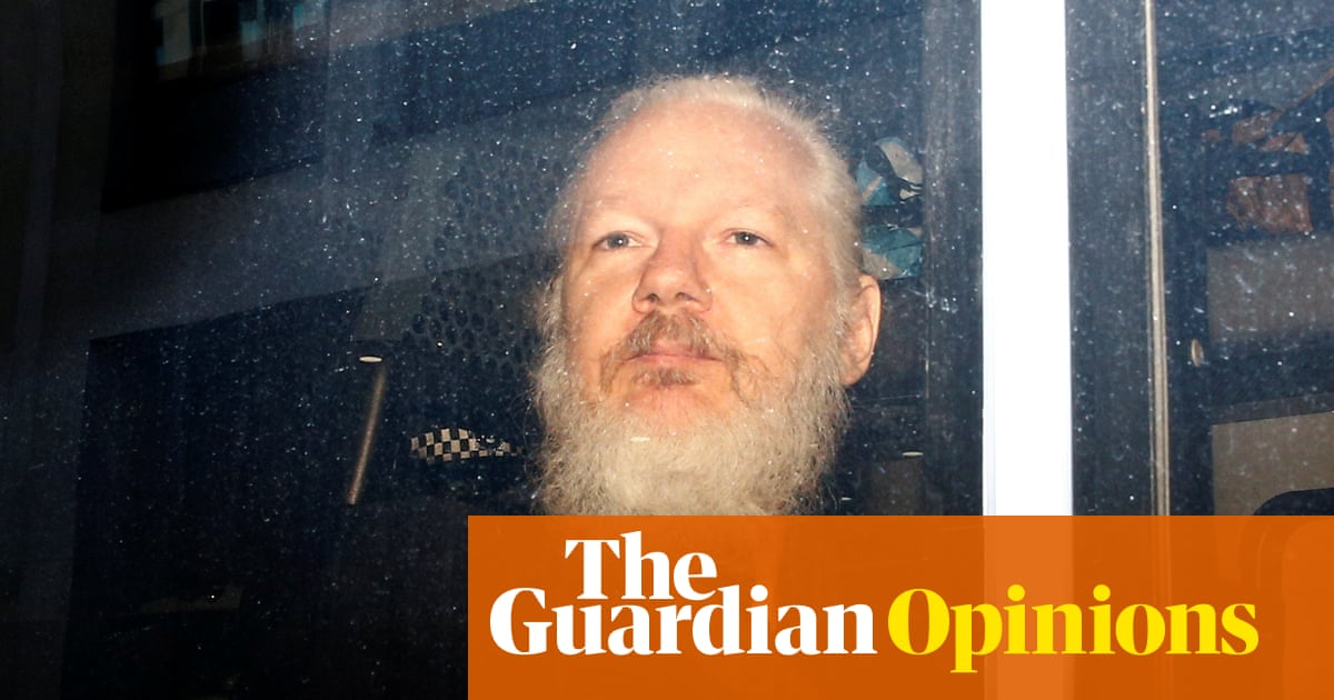 The Guardian view on extraditing Julian Assange: don't do it | Editorial