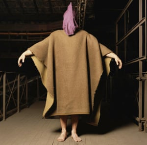 'The ultimate symbol of modern-day torture' … A photo from Andres Serrano's latest series.