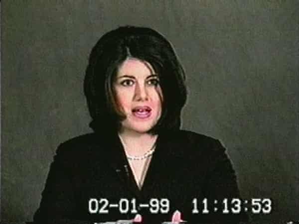 Lewinsky hot monica Lewinsky was