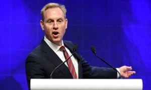 Acting US Secretary of Defence Patrick Shanahan took a swipe at islands built by China in the South China Sea. He also said he was keen to foster a military relationship with Beijing.