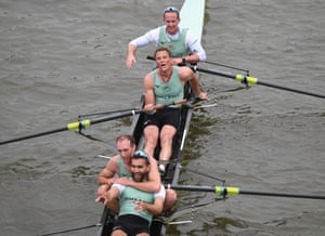 James Cracknell foaming at the mouth