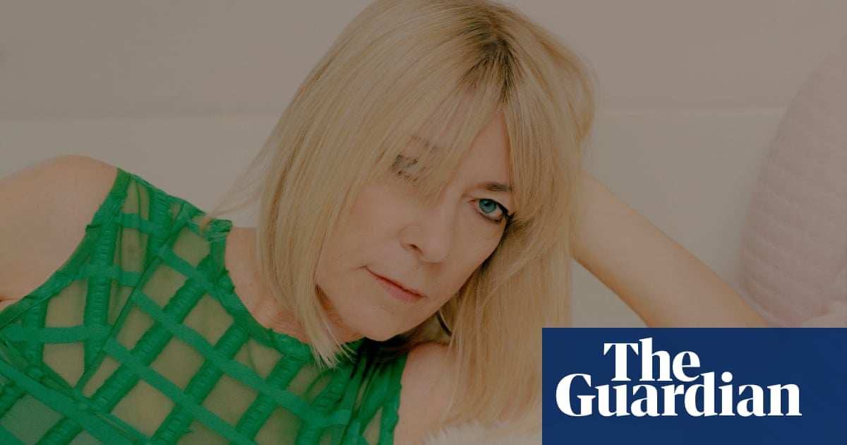 Kim Gordon: 'There's a wall of faceless men I have to climb over'