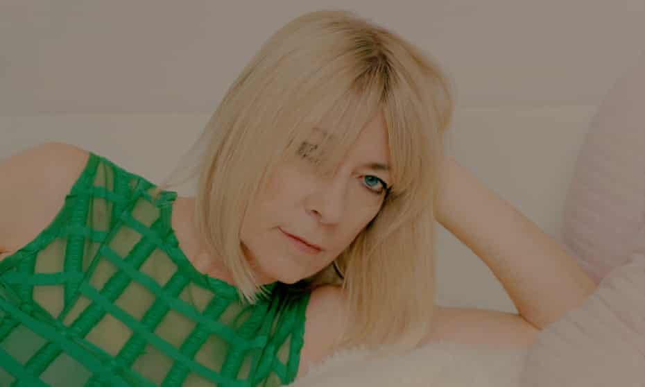 'Playing bass was never my desire': Kim Gordon.