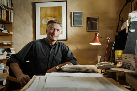 Australian rural crime author Garry Disher.