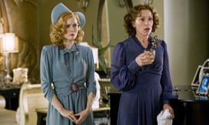 Amy Adams (left) and Frances McDormand in the 2008 film of Miss Pettigrew Lives for a Day.
