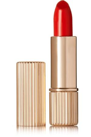 Lipstick, £36, Victoria Beckham for Estee Lauder esteelauder.co.uk